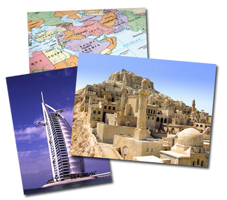 IBI Regions: Middle East